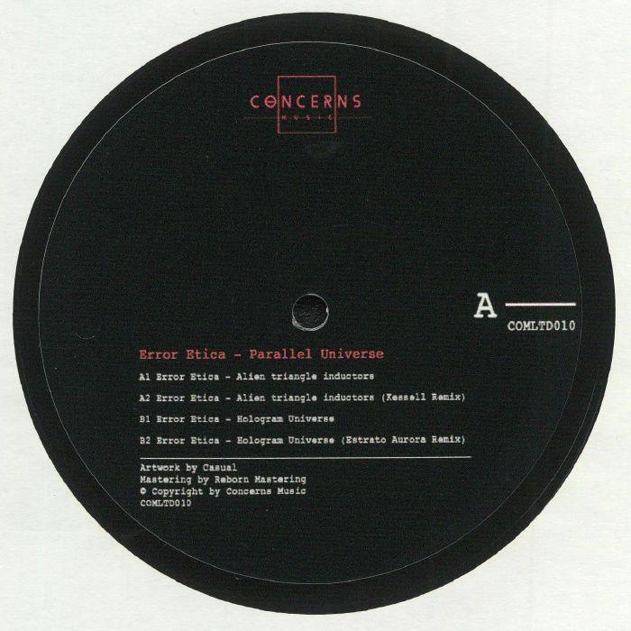 Concerns Vinyl