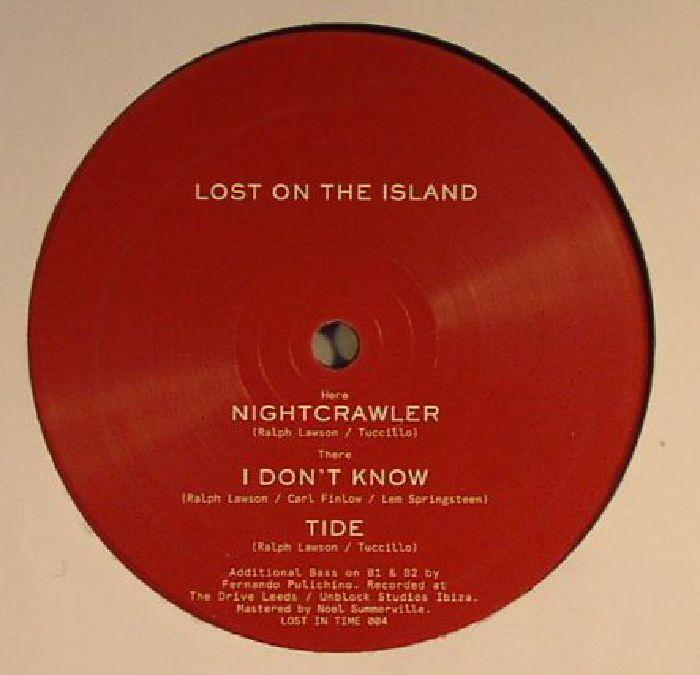 Ralph Lawson | Tuccillo | Carl Finlow Lost On The Island