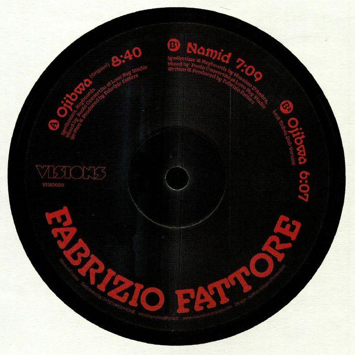 Fabrizio Fattore Ojibwa