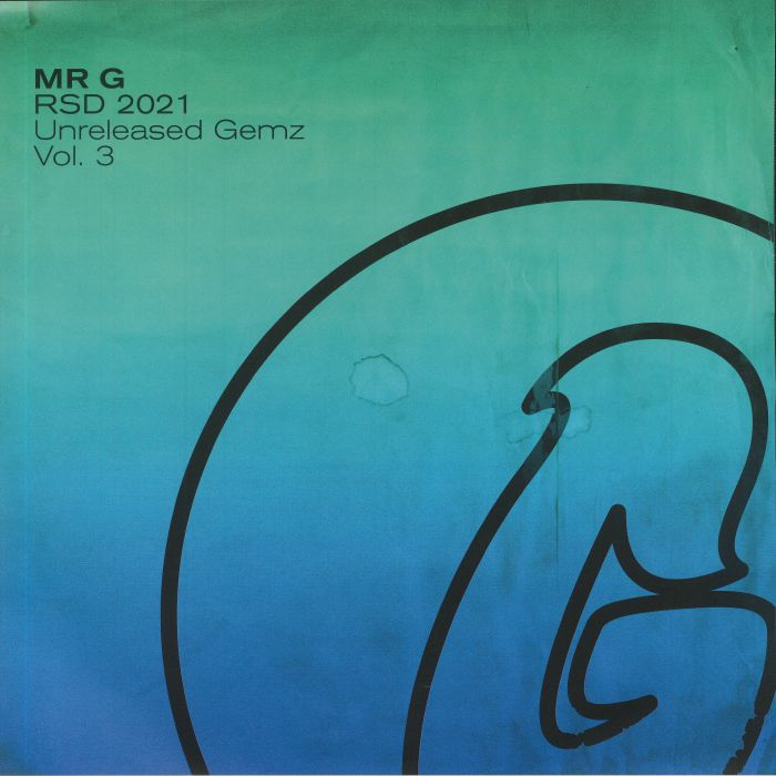 Mr G Unreleased Gemz Vol 3 (Record Store Day 2021)