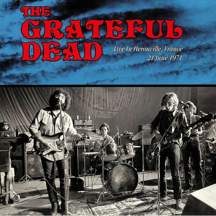 Live In France Herouville June 21 1971
