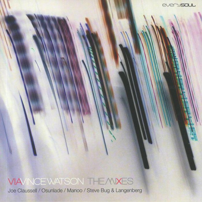 Vince Watson | Joe Claussell | Osunlade | Manoo | Steve Bug | Langenberg Via: The Mixes
