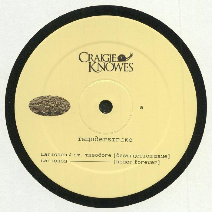 Thunderstrike EP