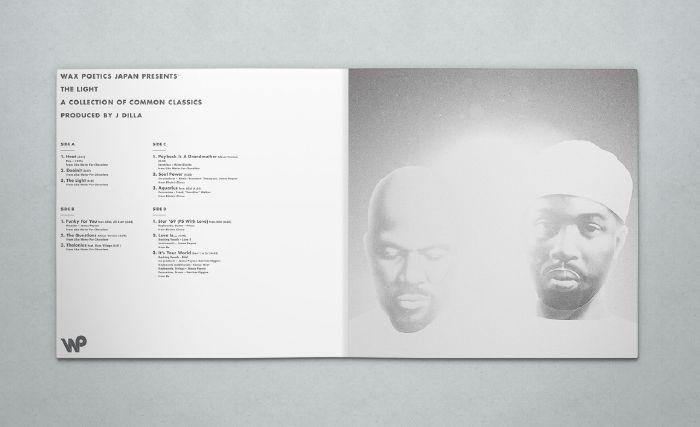 Common | J Dilla The Light: A Collection Of Common Classics Produced By J Dilla