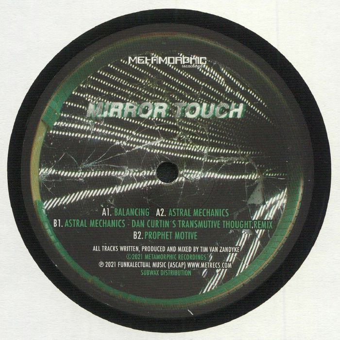 Mirror Touch Balancing EP
