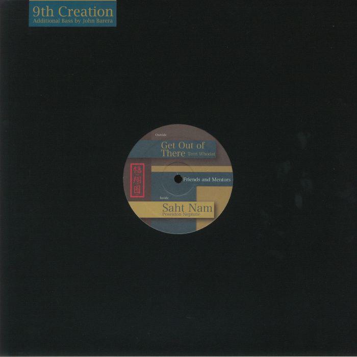 Steady Flight Circle Vinyl