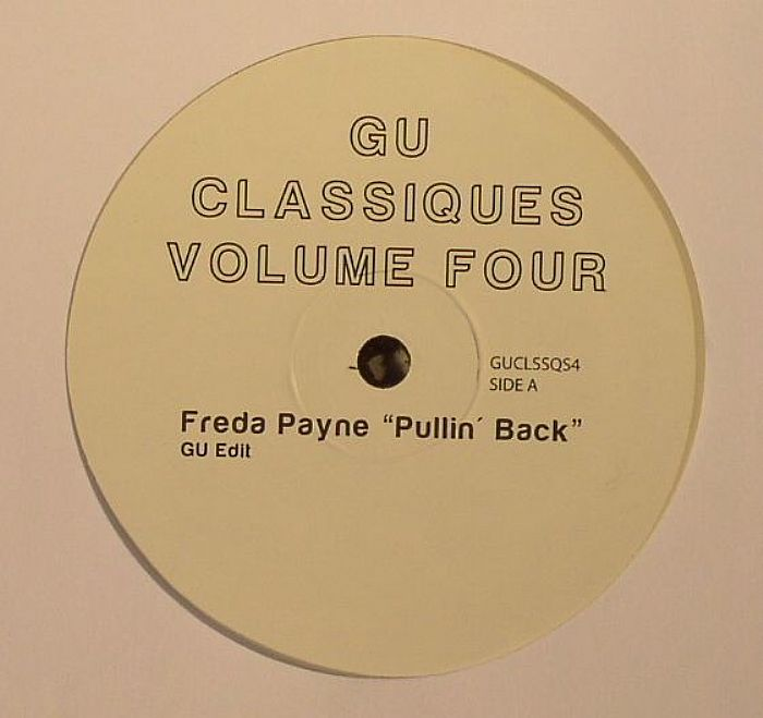 Gu   Glenn Underground GU Classiques Volume Four