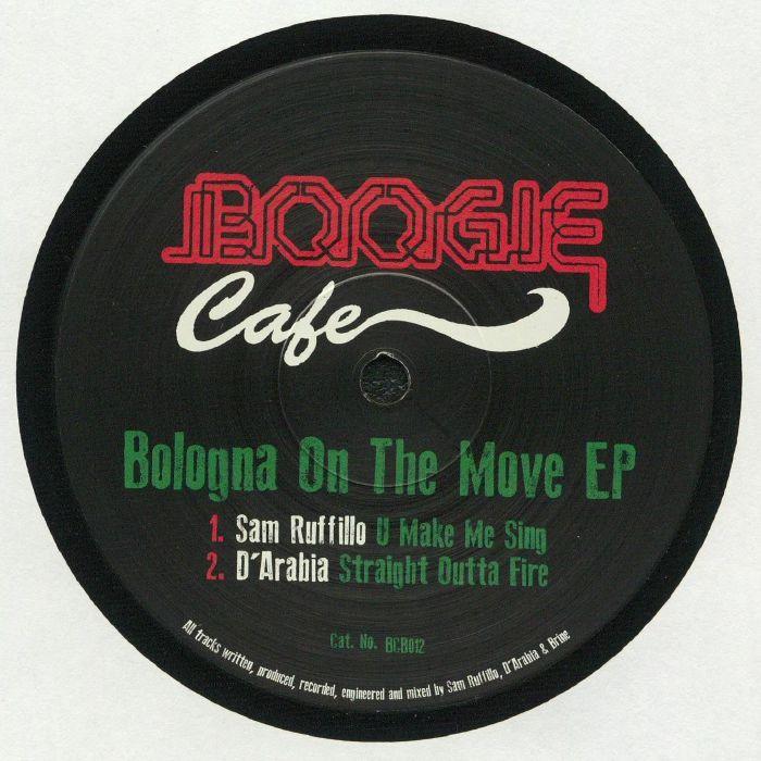 Boogie Cafe Vinyl