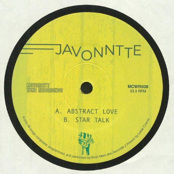Javonntte Abstract Love