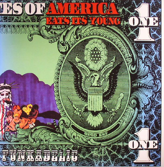 America Eats Its Young (reissue)