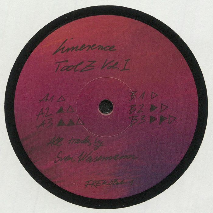 Sven Weisemann Limerence Toolz Vol 1