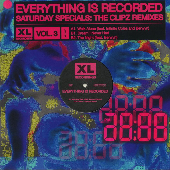 Everything Is Recorded   Clipz Saturday Specials: The Clipz Remixes Vol 3