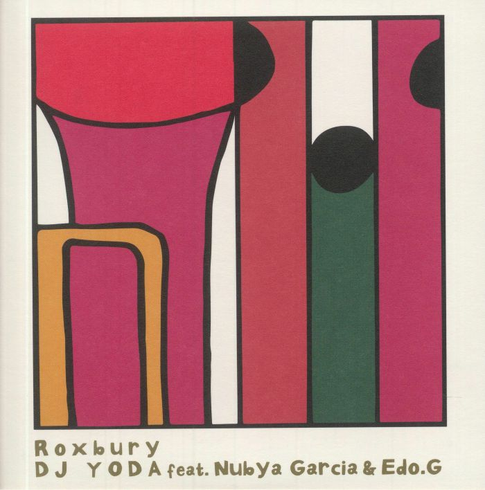 DJ Yoda   Nubya Garcia   Edo G Roxbury