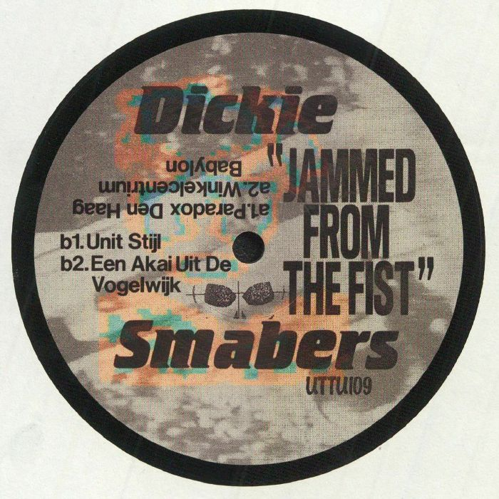 Dickie Smabers   Legowelt Jammed From The Fist