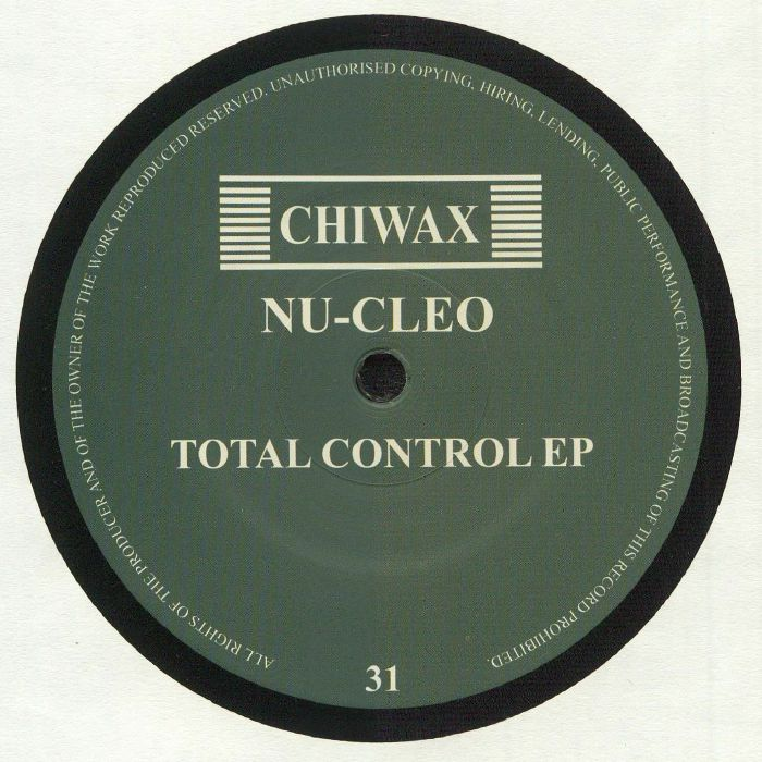 Nu Cleo Total Control EP