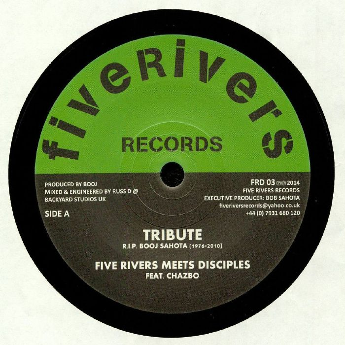 Five Rivers Band   Disciples Tribute