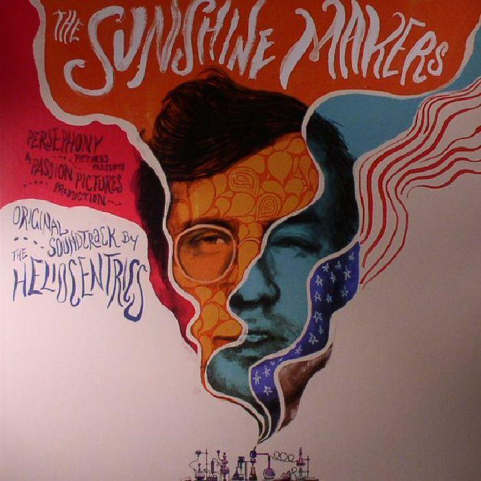 The Heliocentrics The Sunshine Makers (Soundtrack)