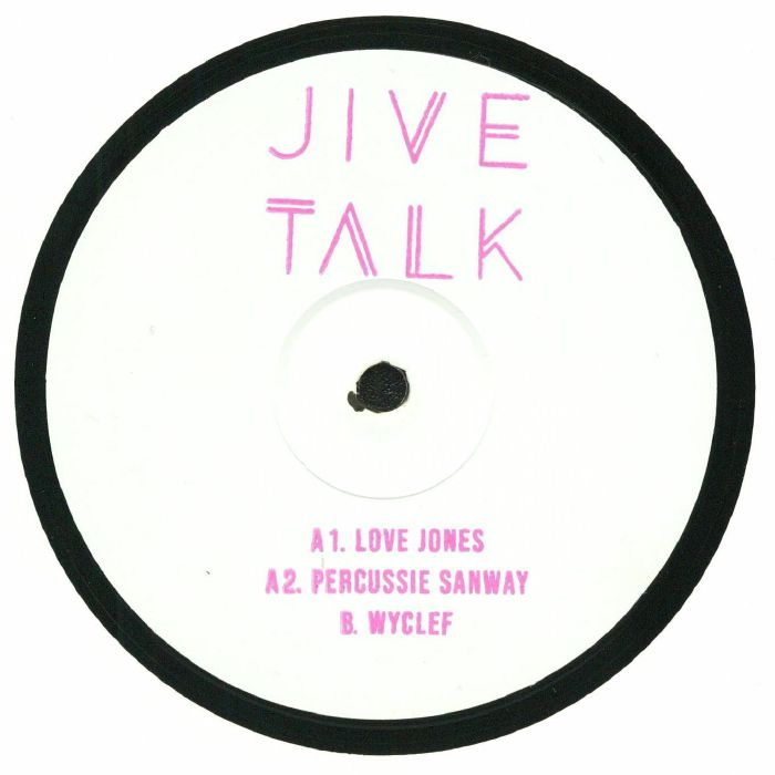Jive Talk Silk Cutlery EP