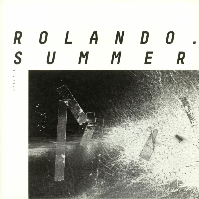 Rolando Simmons Summer Diary Two EP