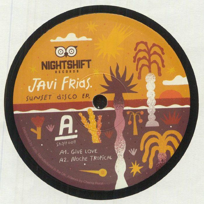 Night Shift Vinyl