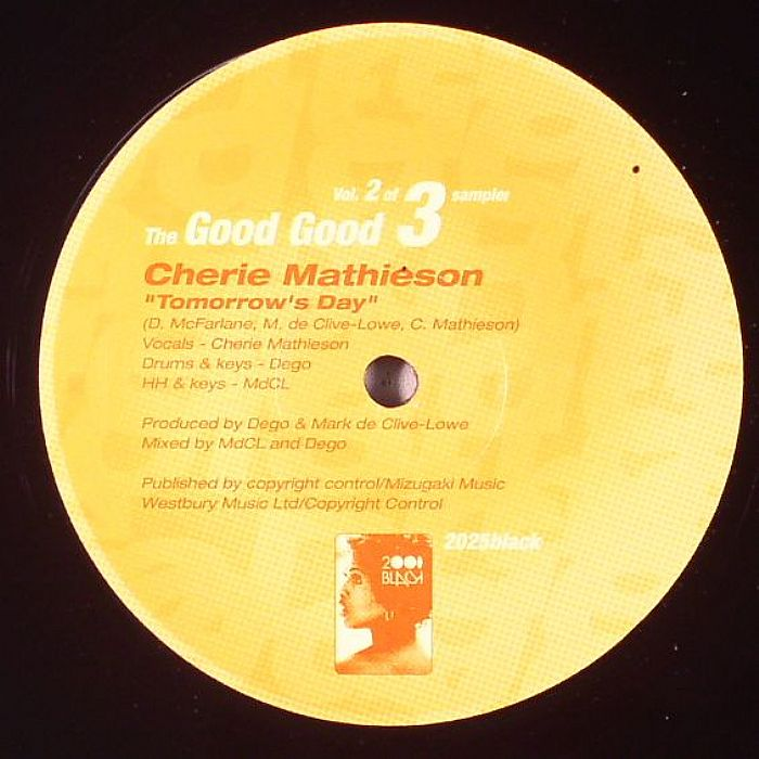 Cherie Mathieson | Cousin Cockroach The Good Good (Vol 2 Of 3 Sampler)