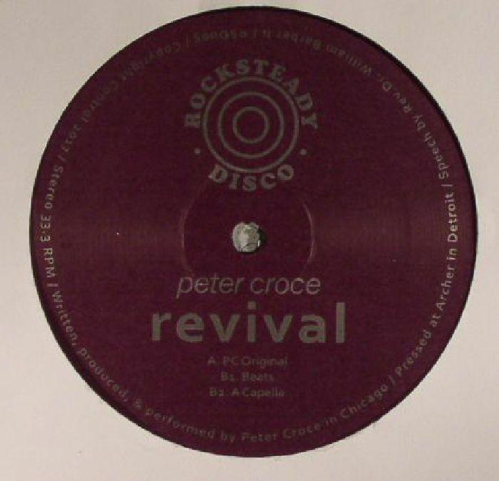 Peter Croce Revival