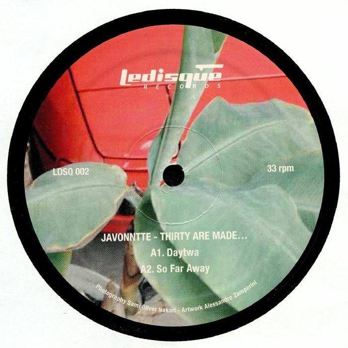 Le Disque Label Vinyl