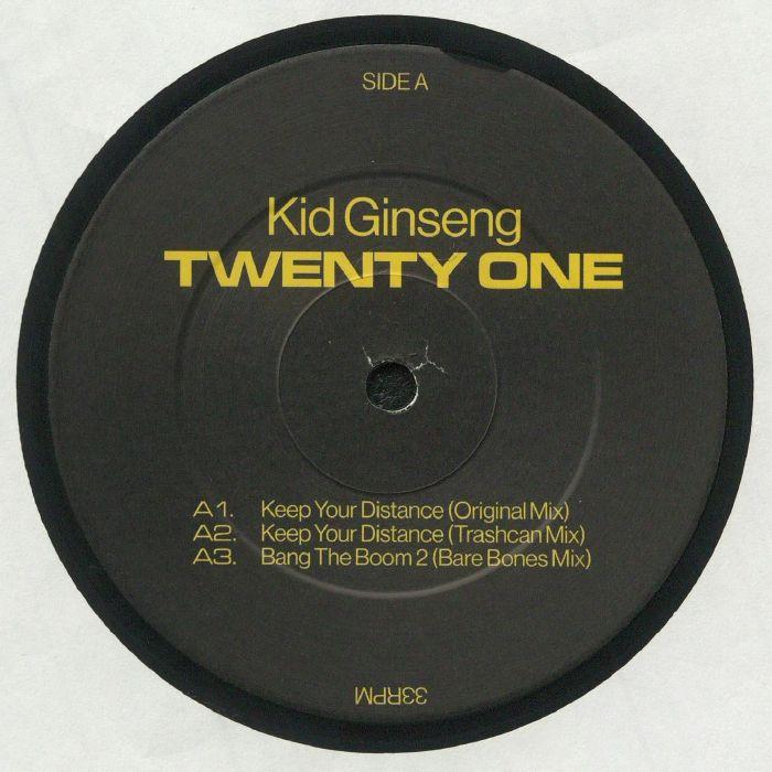 Kid Ginseng Twenty One