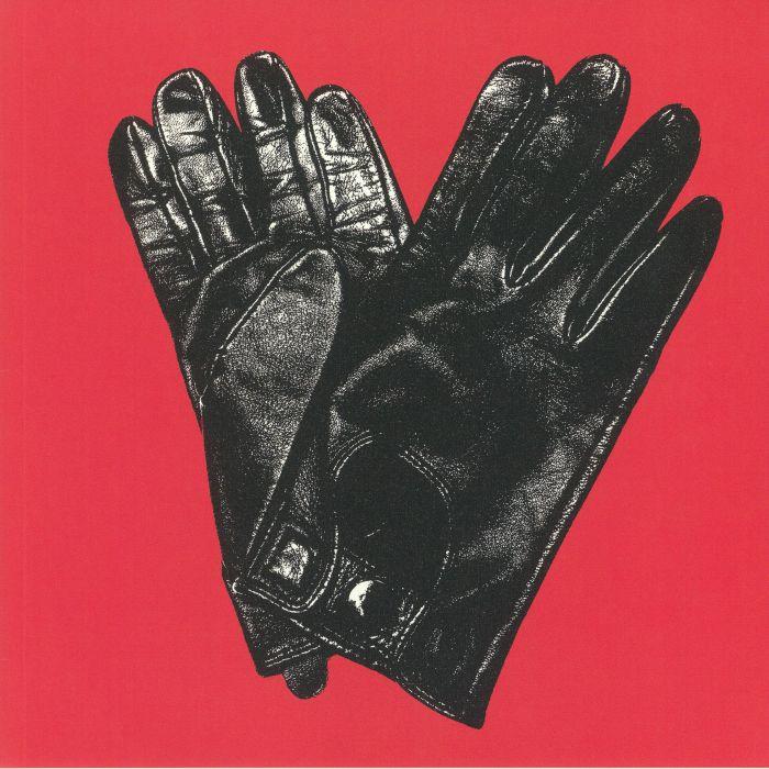 Arnaud Rebotini Shiny Black Leather