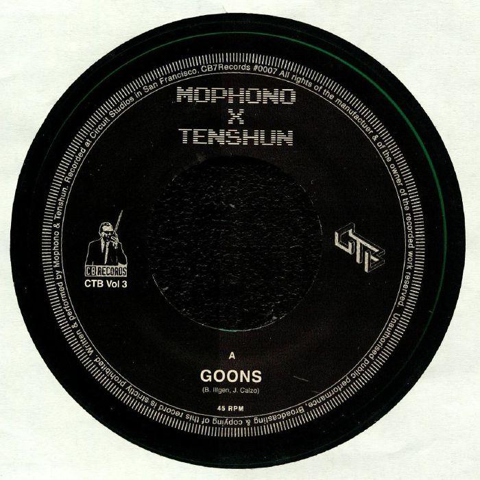 Mophono | Tenshun | The Heavy Twelves CTB Vol 3 Goons