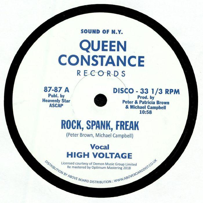 Rock Spank Freak