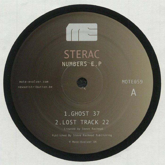 Mote Evolver Vinyl