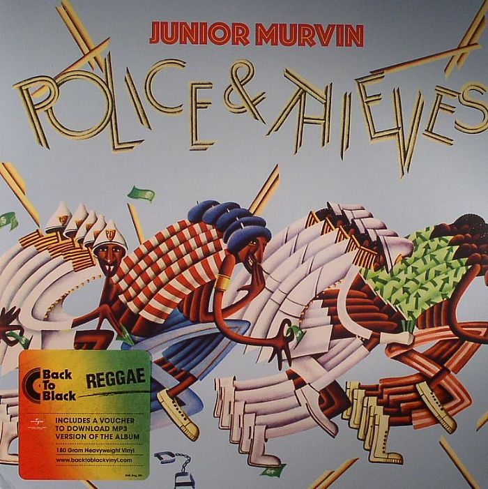 Police and Thieves (reissue)