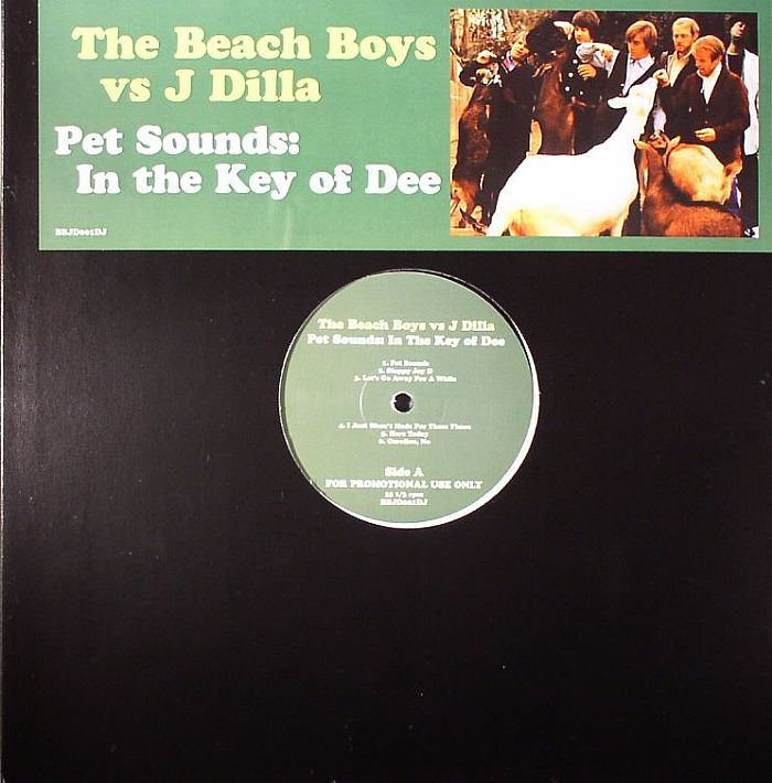 J Dilla Pet Sounds: In The Key Of Dee