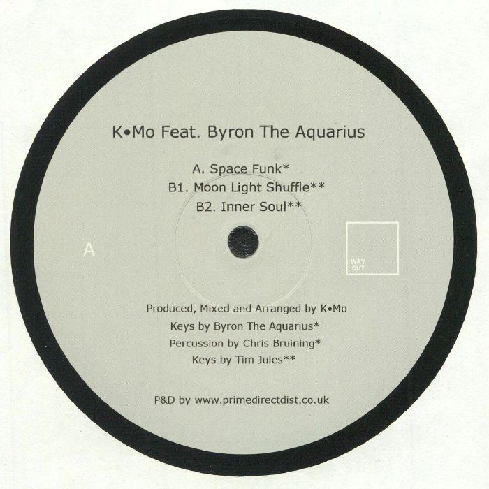 K Mo | Byron The Aquarius Space Funk