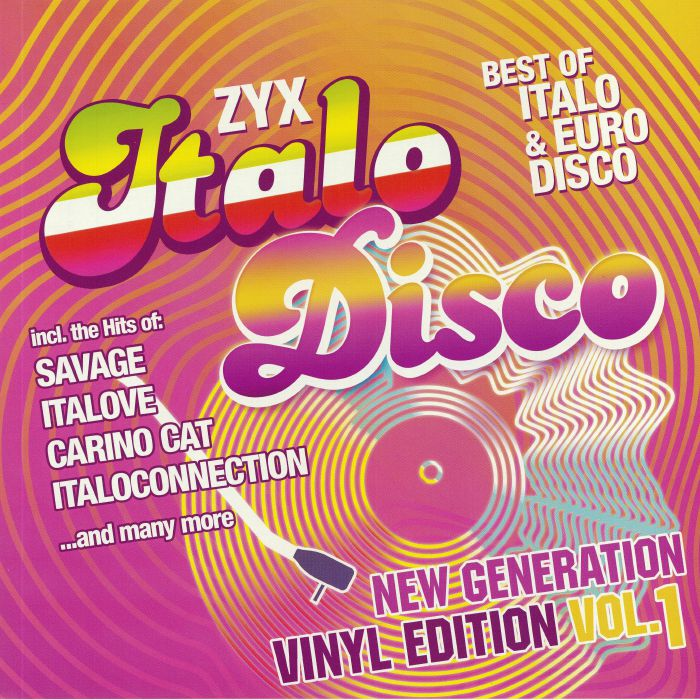 ZYX Italo Disco New Generation Vol 1