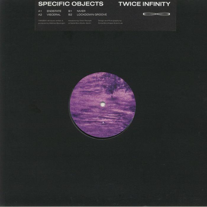 Twice Infinity Vinyl