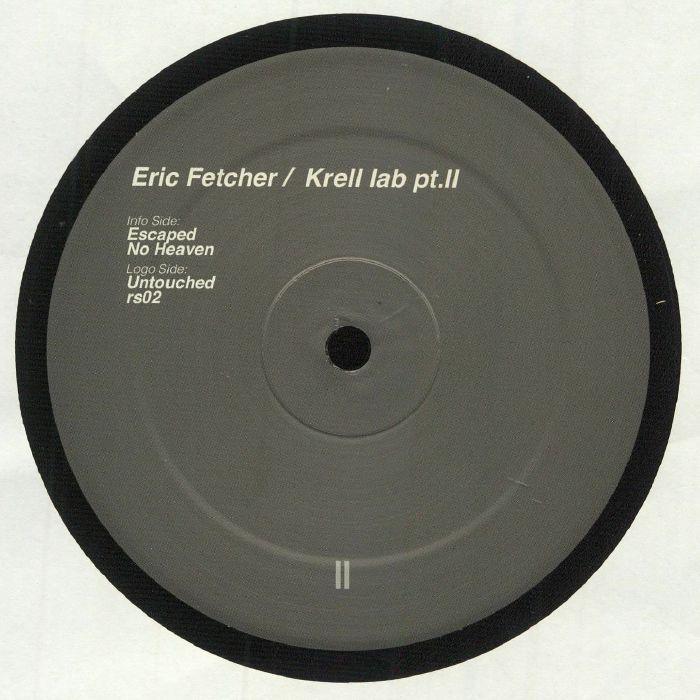 Eric Fetcher Krell Lab Part 2