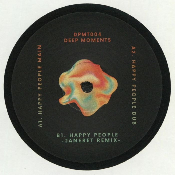 DJ Deep Deep Moments 004