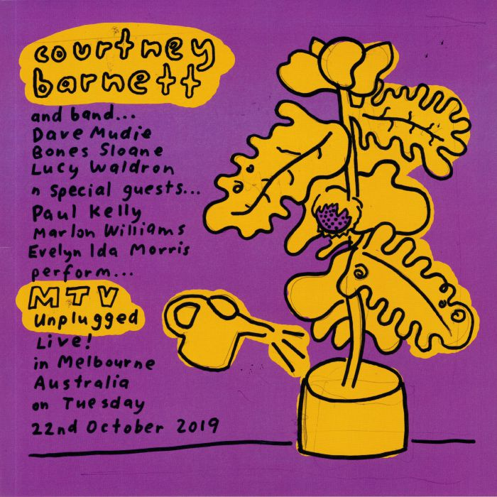 Courtney Barnett MTV Unplugged: Live In Melbourne