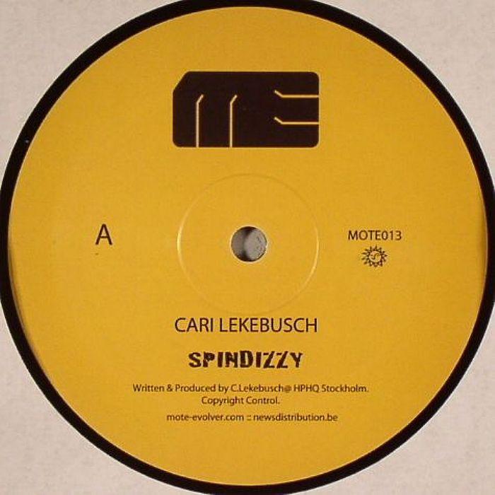 Cari Lekebusch Spindizzy