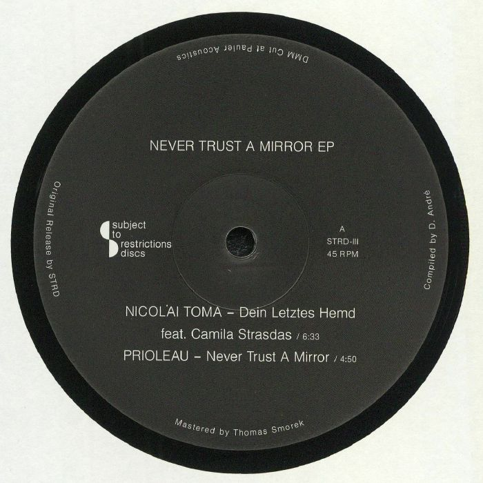 Never Trust A Mirror EP