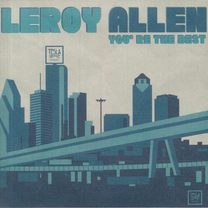 Leroy Allen Youre The Best