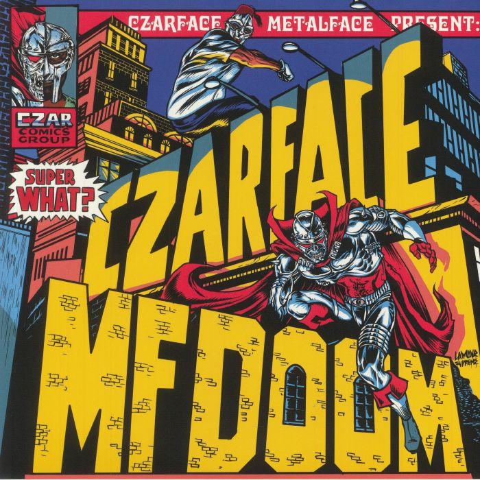 Czarface   Mf Doom Super What