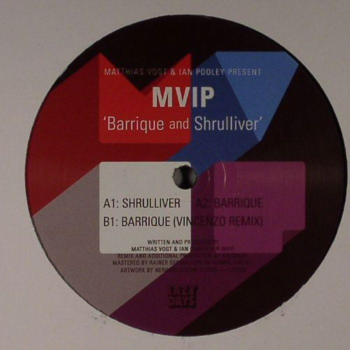 Barrique and Shrulliver