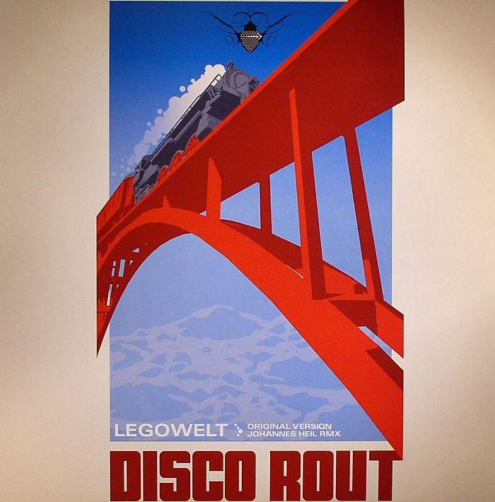 Legowelt Disco Rout