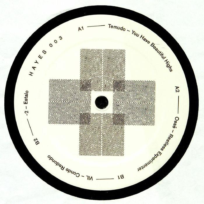 Hayes Vinyl