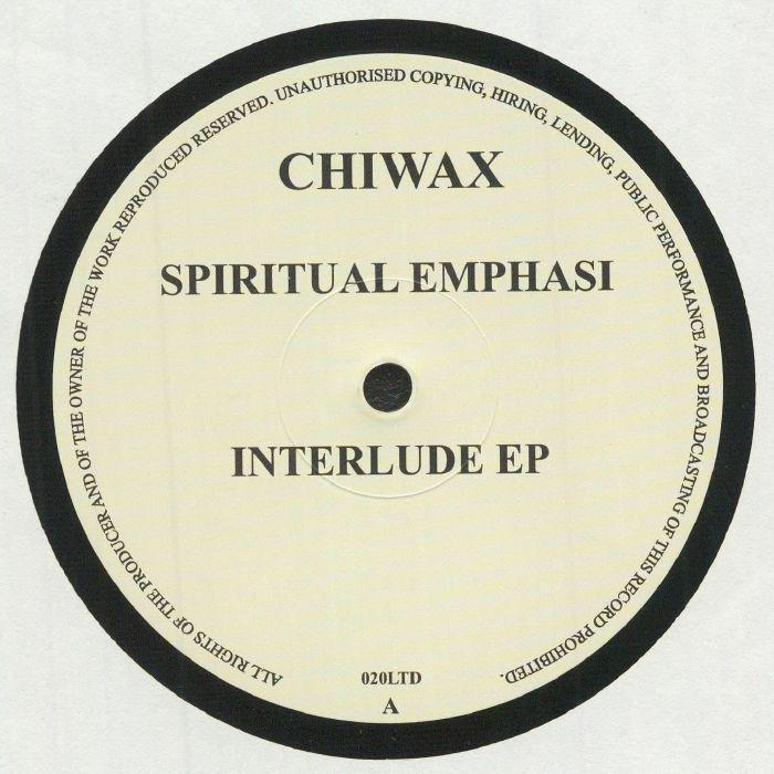 Spiritual Emphasi Interlude EP