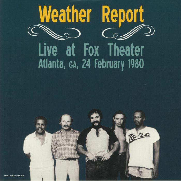 Live At Fox Theater Atlanta GA 24 February 1980