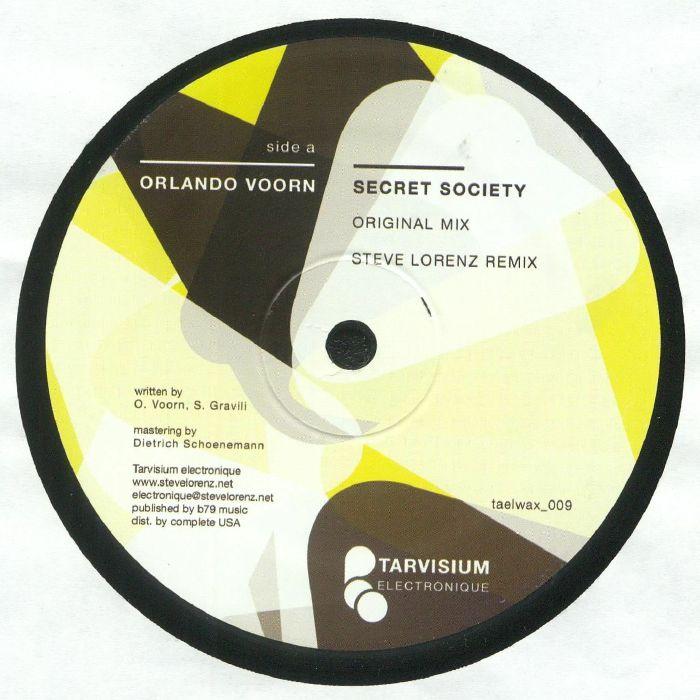 Tarvisium Electronique Vinyl